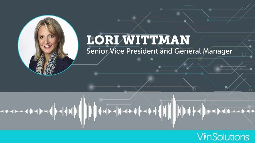 Lori Wittman - VinSolutions