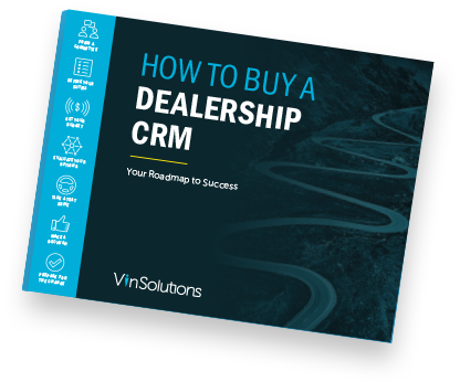 How to Buy A Dealership CRM