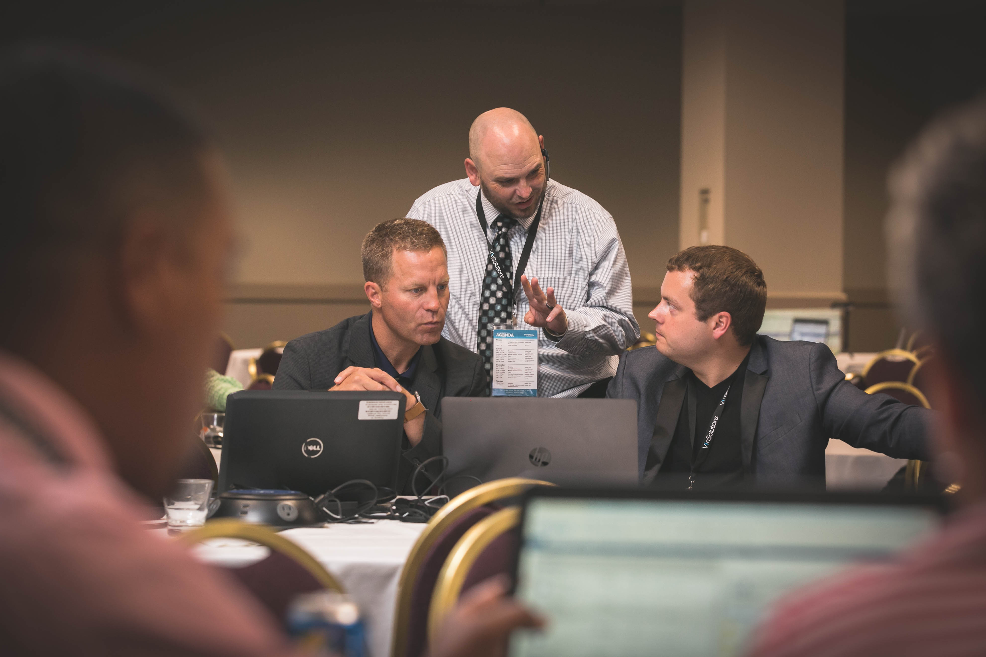 Dealers meet one-on-one with their Performance Manager to talk through ways to improve their Connect CRM utilization.