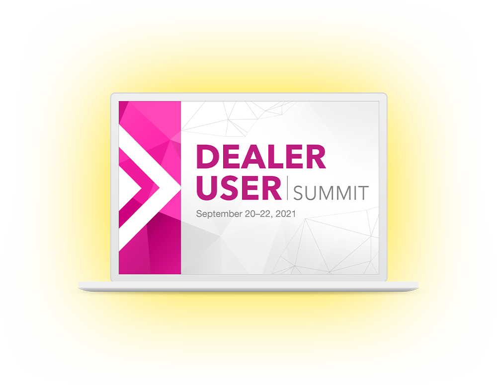 Dealer User Summit