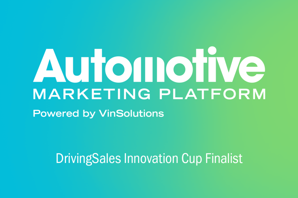 Automotive Marketing Platform - DrivingSales Innovation Cup Finalist
